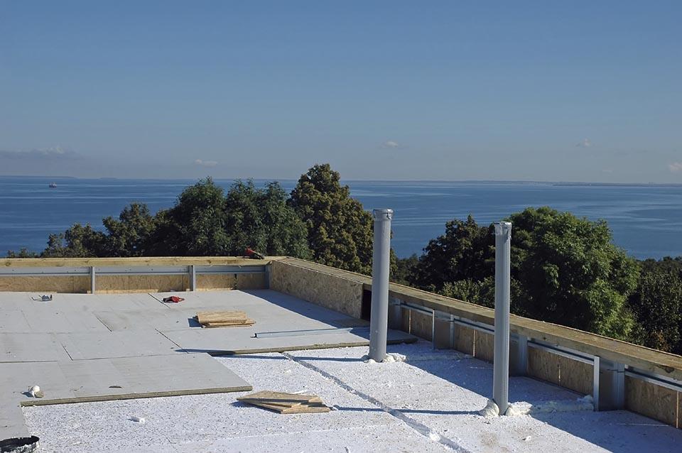 Flat Roofing Installation Amp Repairs Kenosha Racine
