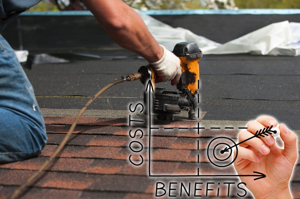 Roofing ROI & Dick's Roof Repair