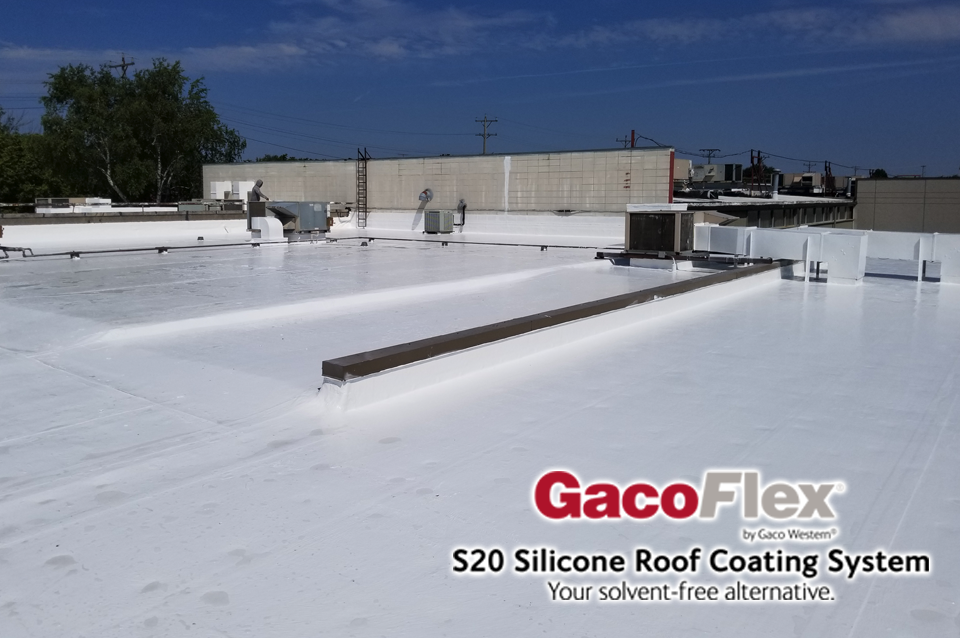 Gacoflex Another Roofing Solution Dick S Roof Repair