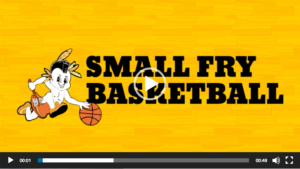 Small Fry Basketball | Dick's Roofing