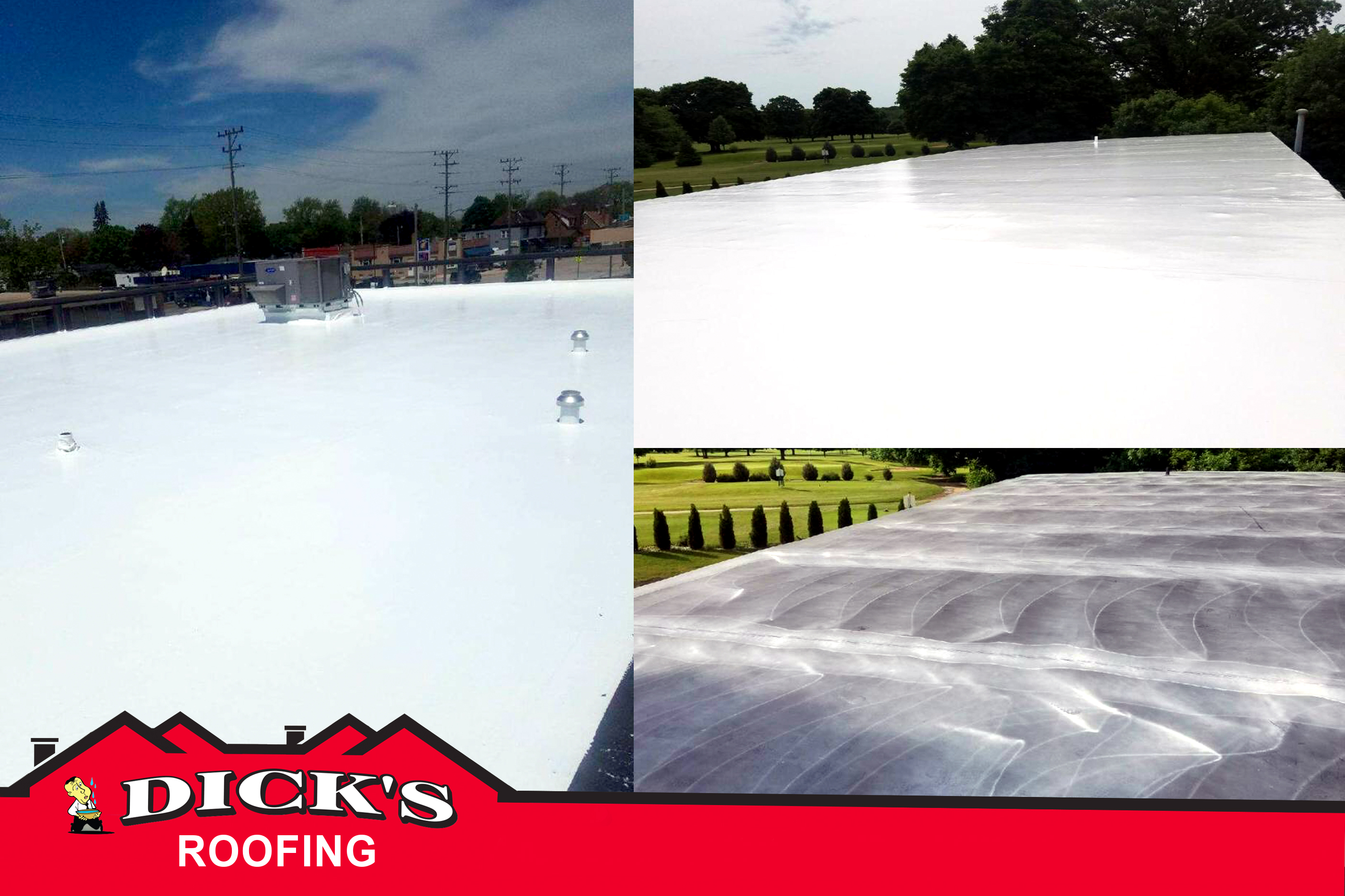 Gacoflex Roofing System