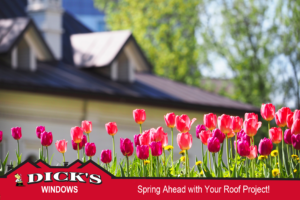 Spring Roofing | Dick's Roofing