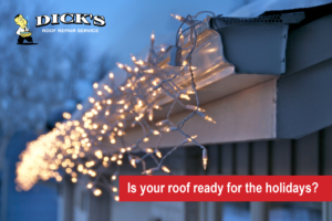 Holiday Roof Decorations | Dick's Roofing