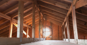 Attic Insulation | Dick's Roofing