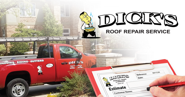 Roofing Quotes, Work During a Pandemic | Dick's Roofing