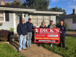Free Roof for Healthcare Hero | Dick's Roofing
