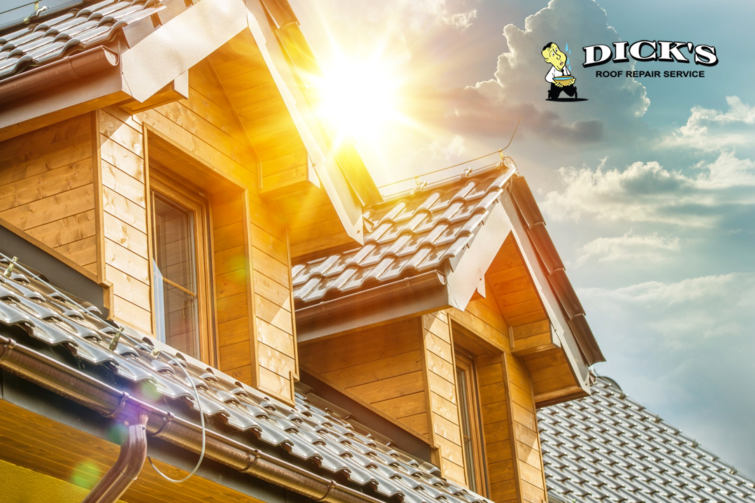 Spring Roof & Home Projects