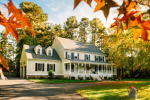 Replace Your Roof this Fall
