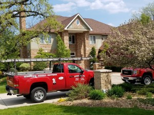 Roofing by Dick's Roof Repair.